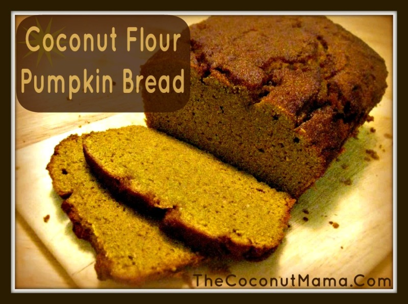 coconutflourbread