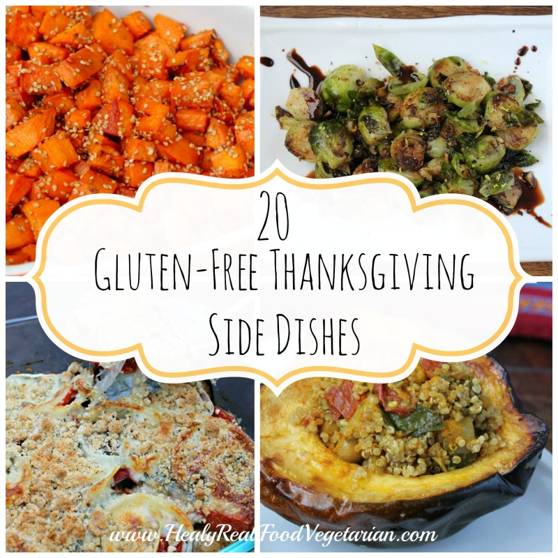 20 Delicious Gluten-Free Thanksgiving Side Dishes - Healy Eats Real