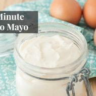 5 Minute Paleo Mayo Recipe