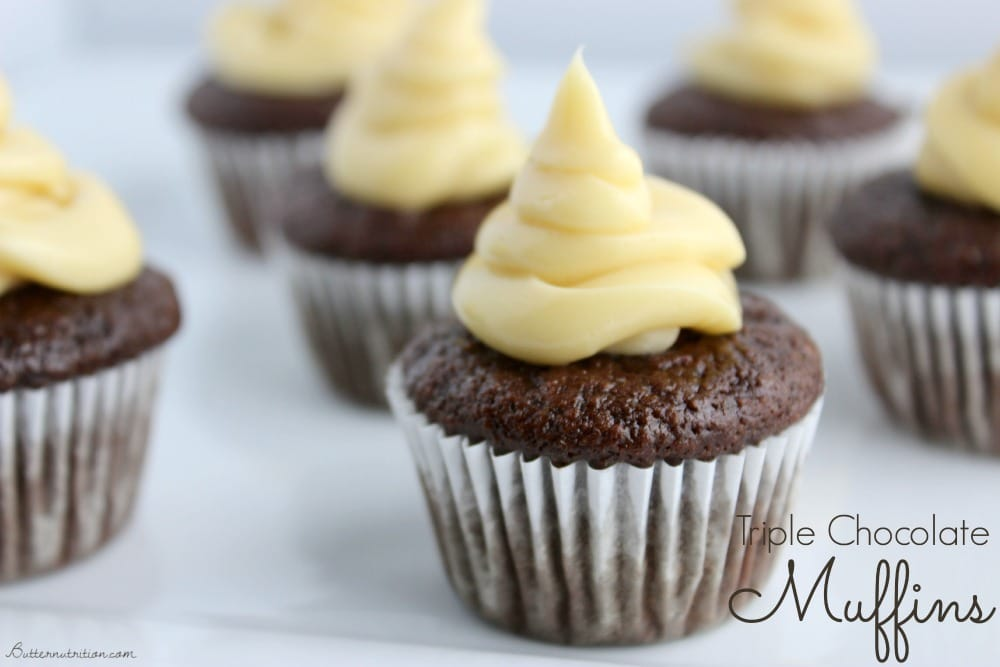 muffins chocolate chip muffins triple chocolate banana bread muffins ...